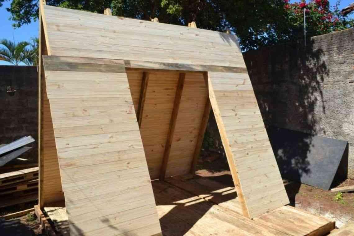 Travando a estrutura