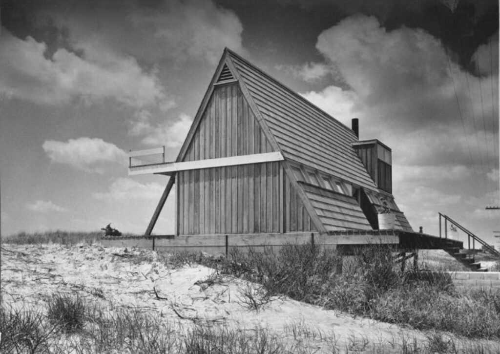 chalé de madeira elizabeth reese house foto 2