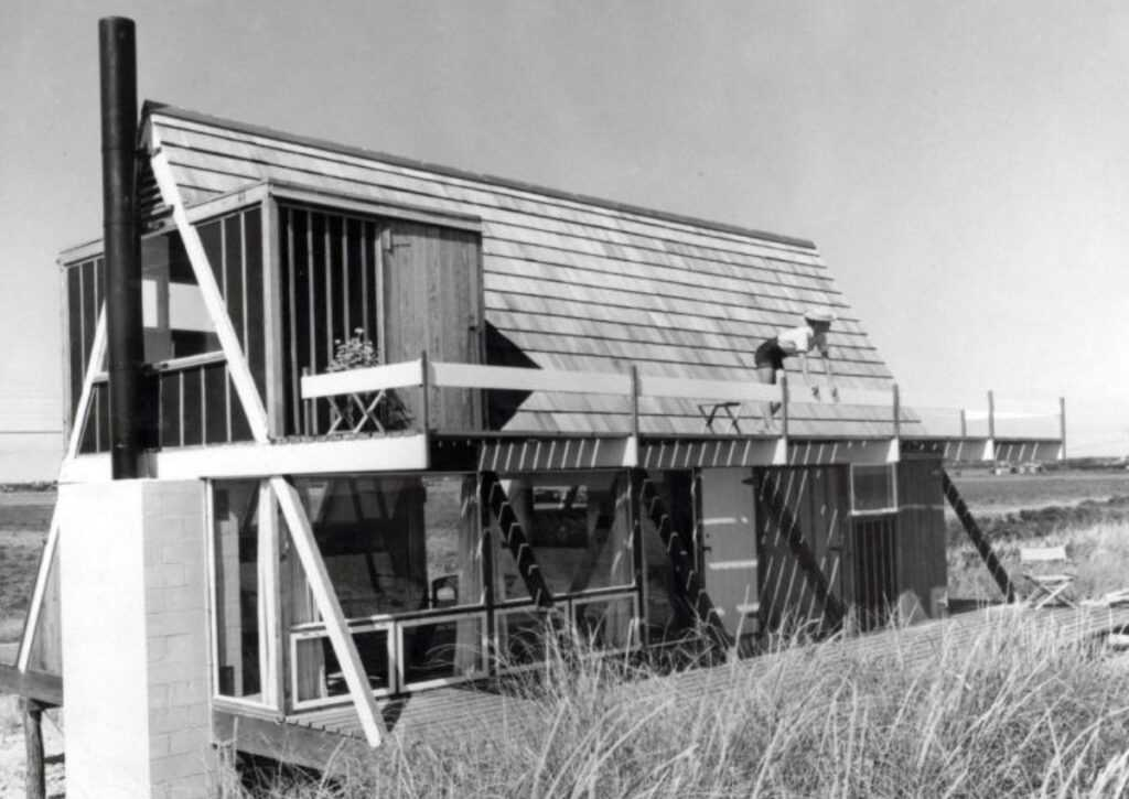 chalé de madeira elizabeth reese house foto 3