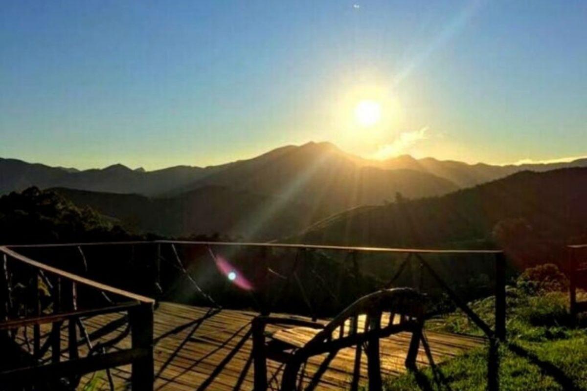 chalé nas montanhas recanto das estrelas 1