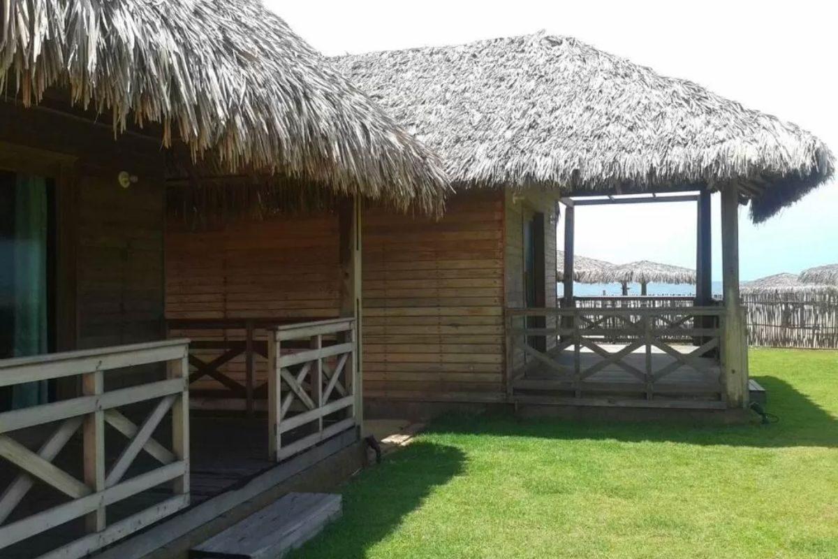 chalés no brasil - ceara - villa do kite