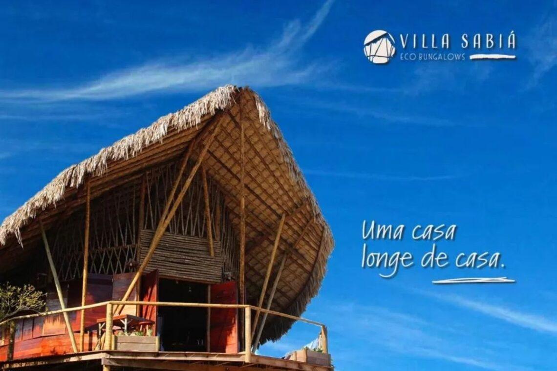 chalés no brasil - ceara - villa sabiá