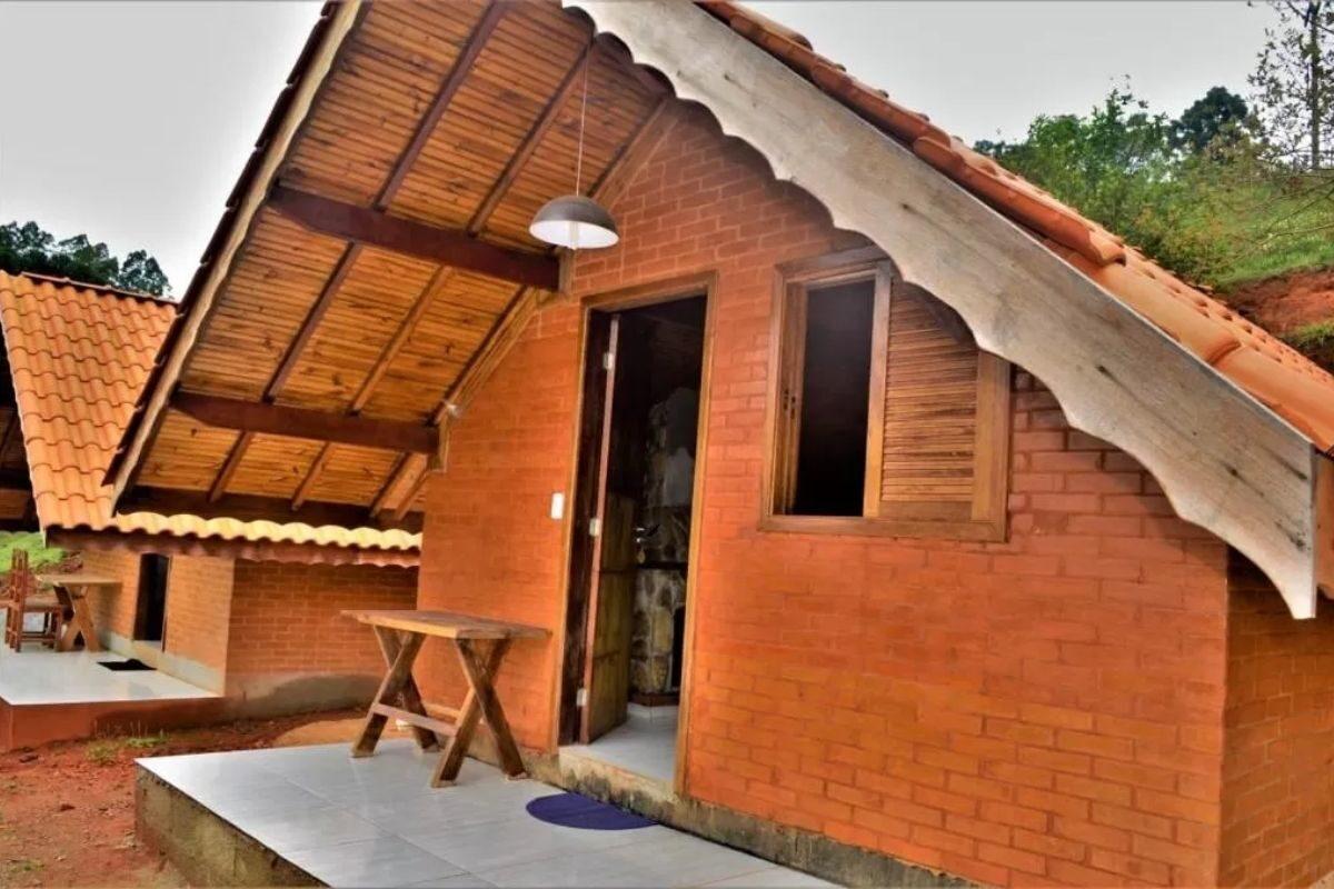 chalés no brasil - minas gerais - chalés fazenda cantinho do selado