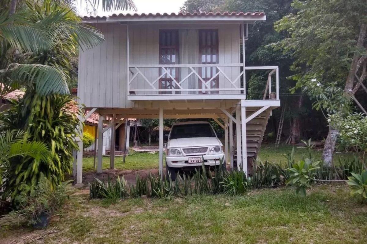 chales no brasil - pará - chalé muiraquitã