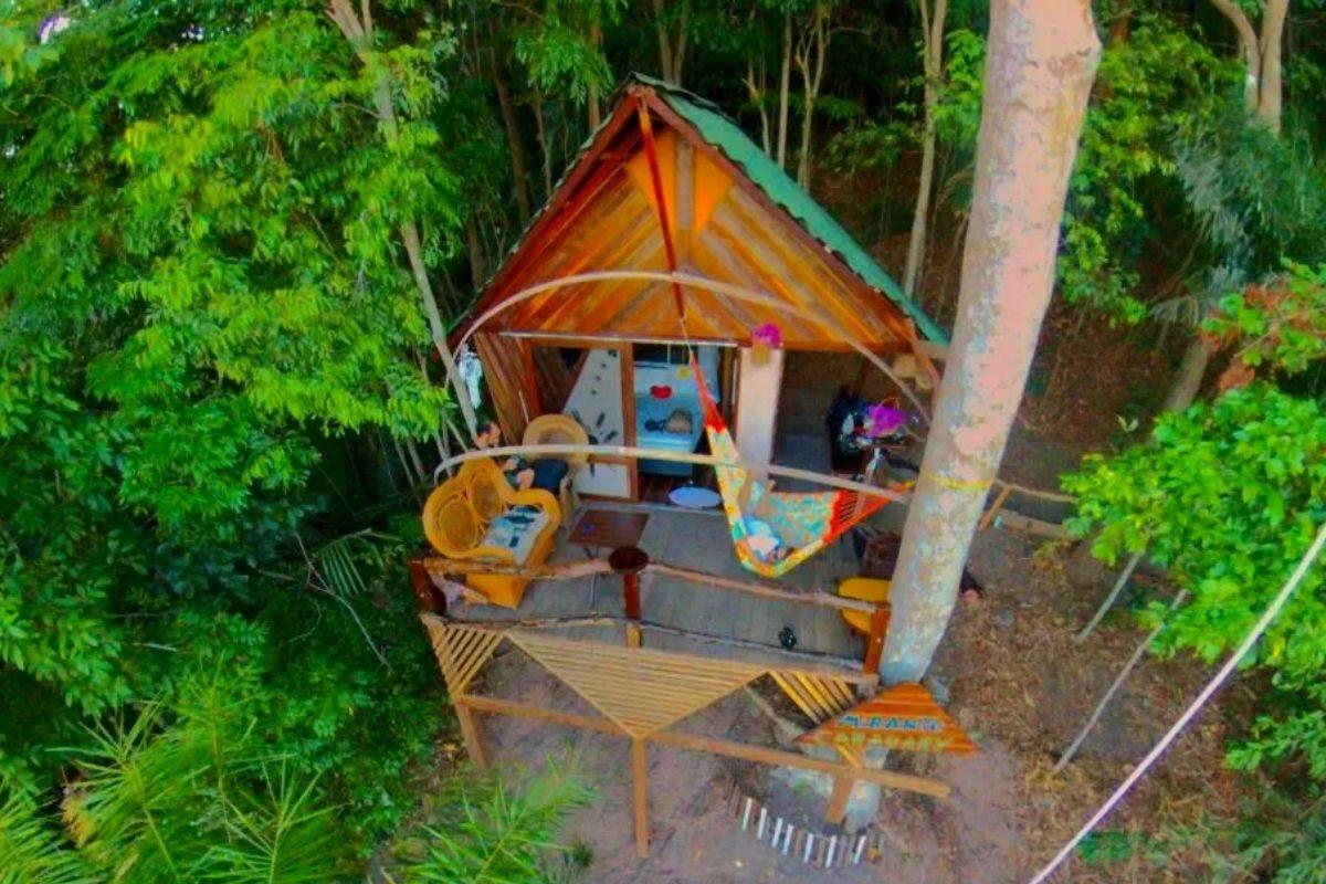 chales no brasil - pará - terramor amazon