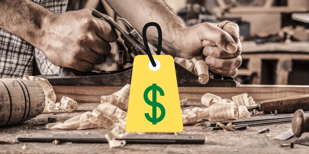 foto ilustrando custo de um curso de marcenaria