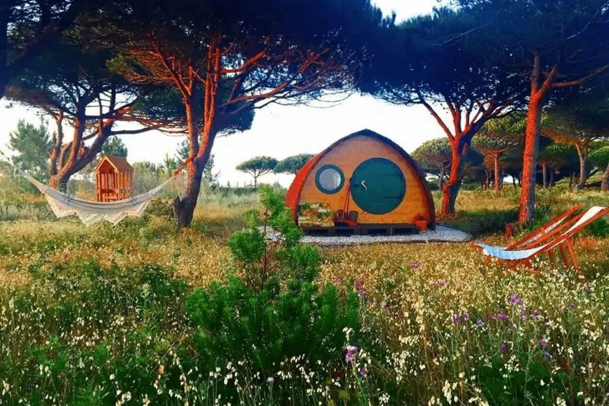 Cabana de Madeira em Setúbal 1