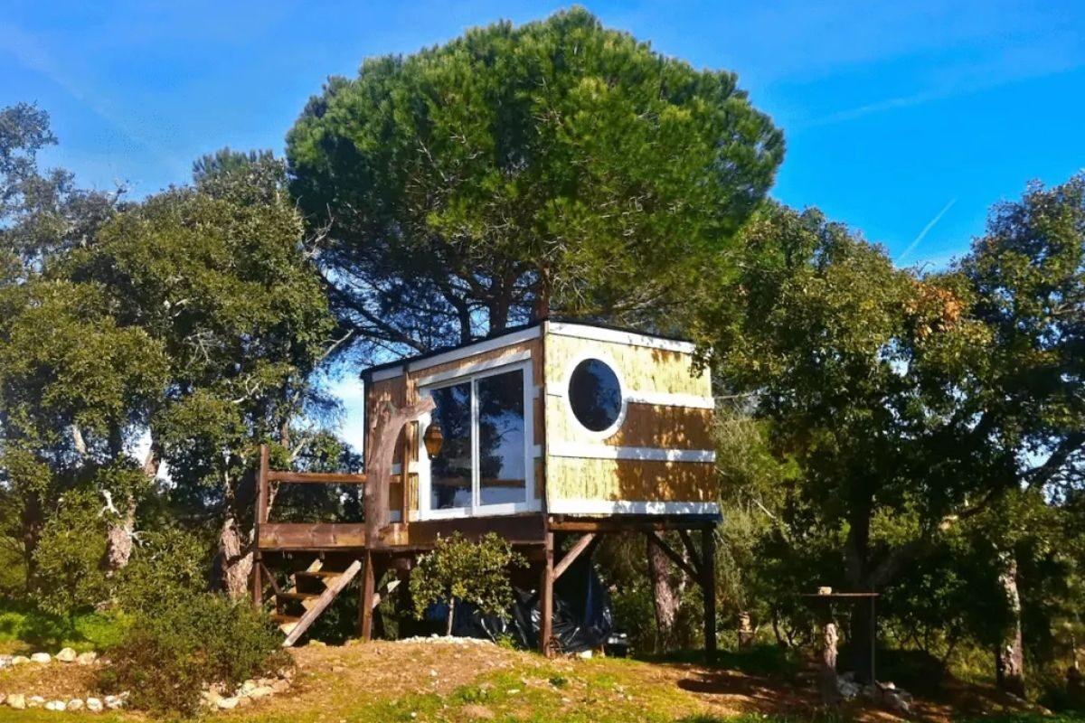 Casa na Árvore em Setúbal 1