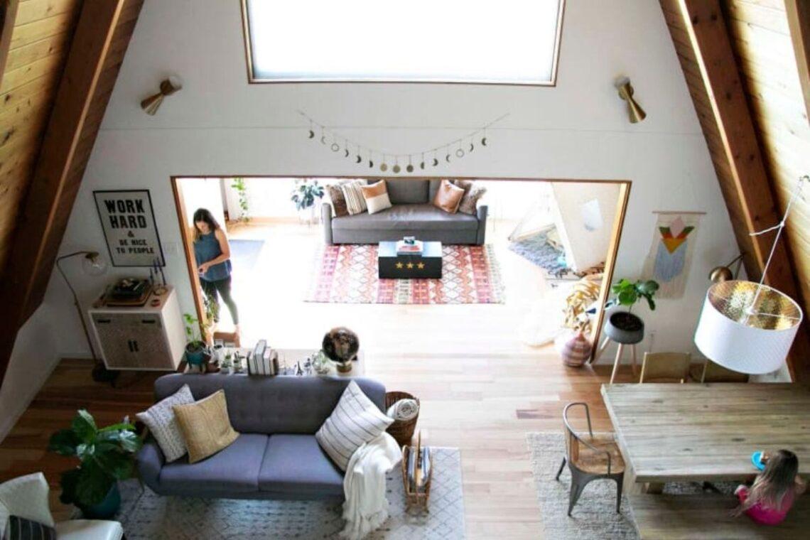 casa chalé