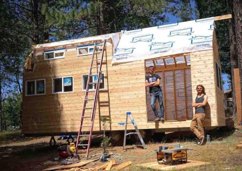 diy tiny house faça você mesmo