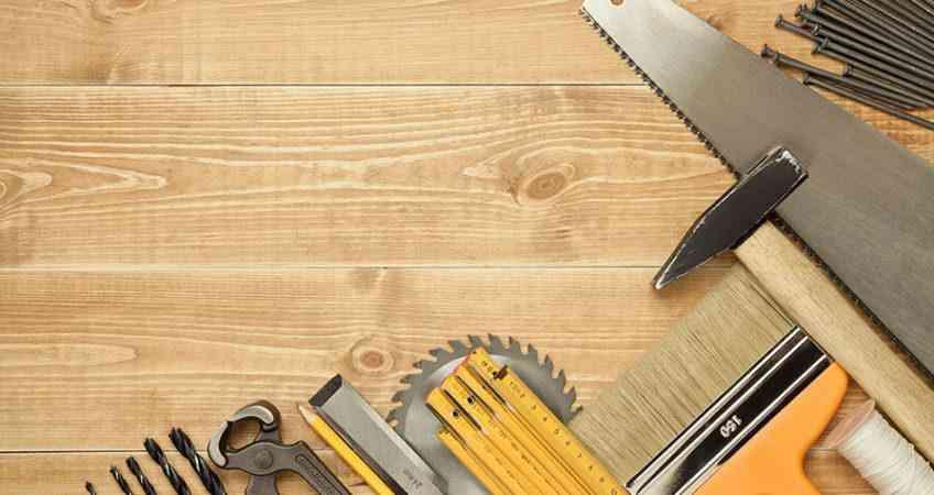 ferramentas para marcenaria