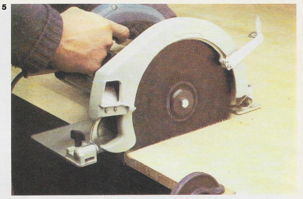 serra circular em uso parte 7