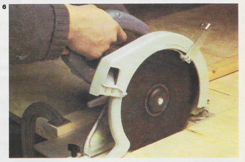 serra circular em uso parte 8