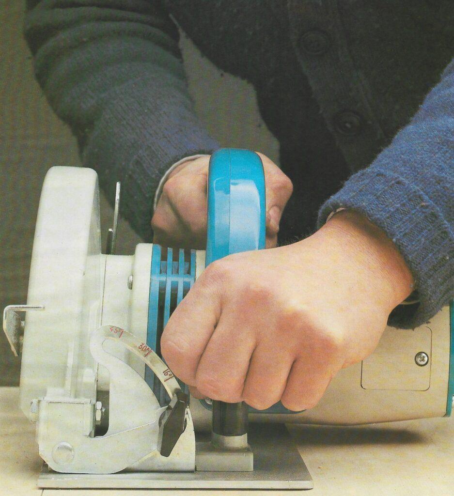 serra circular em uso parte 1