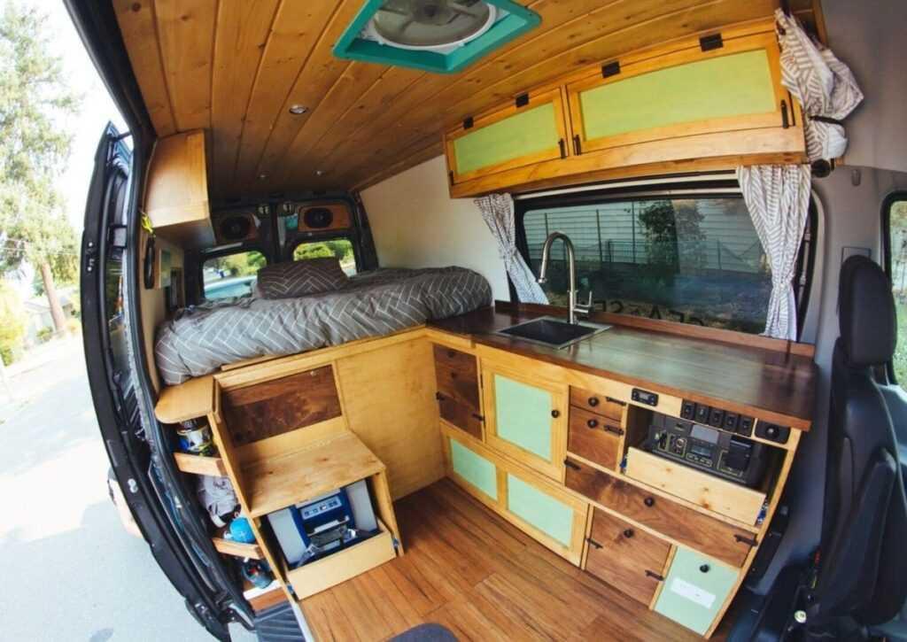 tiny house van life motorhome