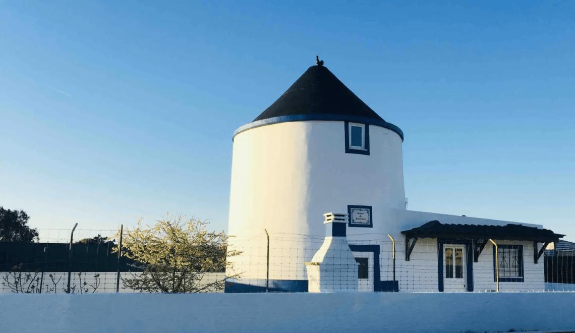 moinho de vento em portugal