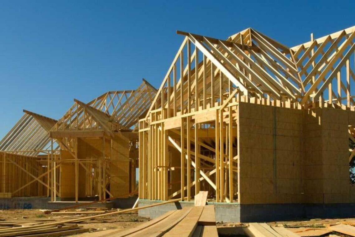 como montar uma casa de madeira