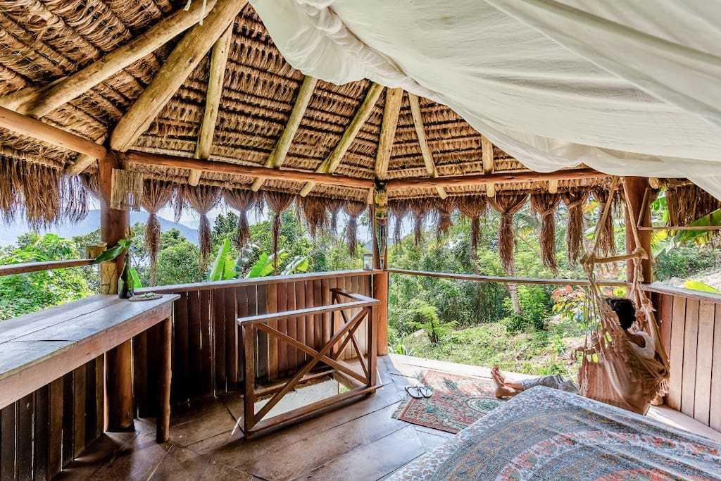 Jungle Lodge Bungalow foto 1