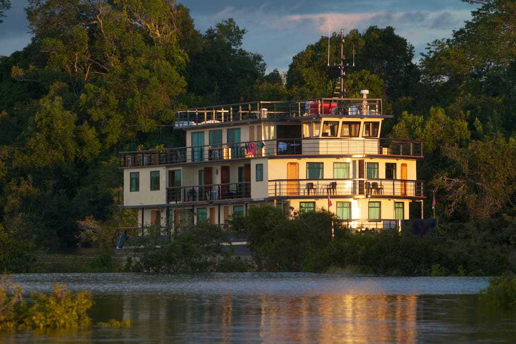 Barco Hotel La Jangada foto