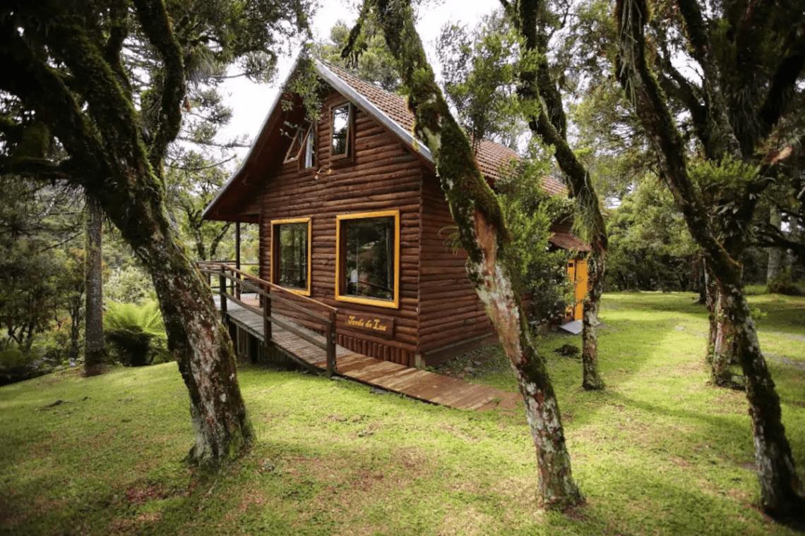 Cabana Tenda da Lua 1