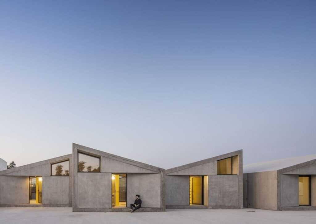 casa pré-moldada em concreto 2