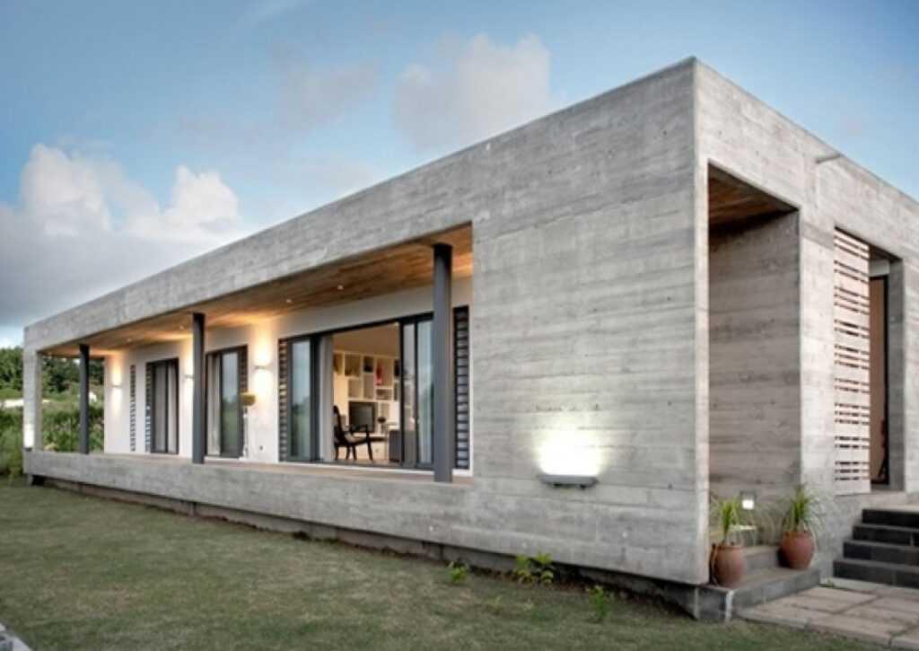 casa pré-moldada em concreto 4