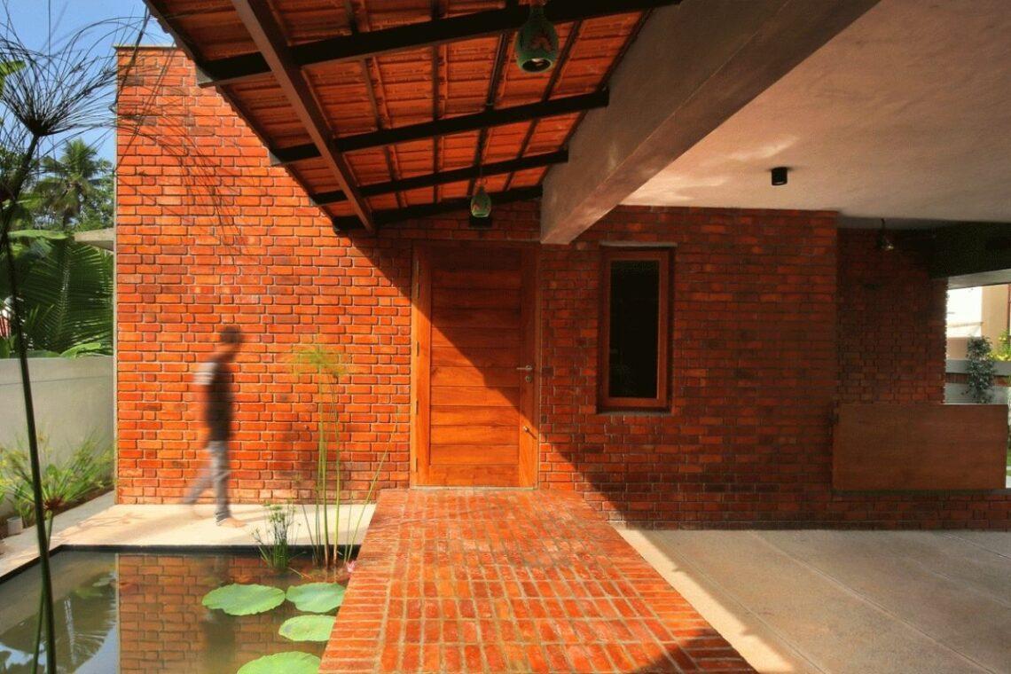 casas pré-fabricadas de alvenaria