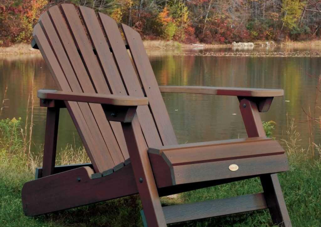 móveis de pallet - cadeira de pallet