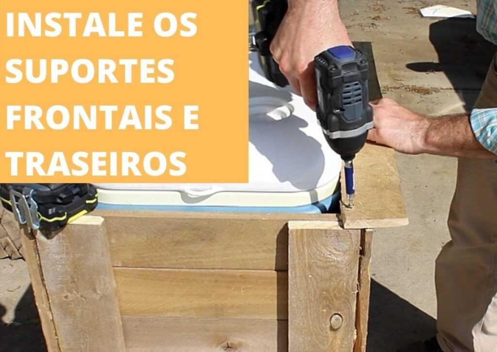 suporte para caixa termica de pallet passo 12