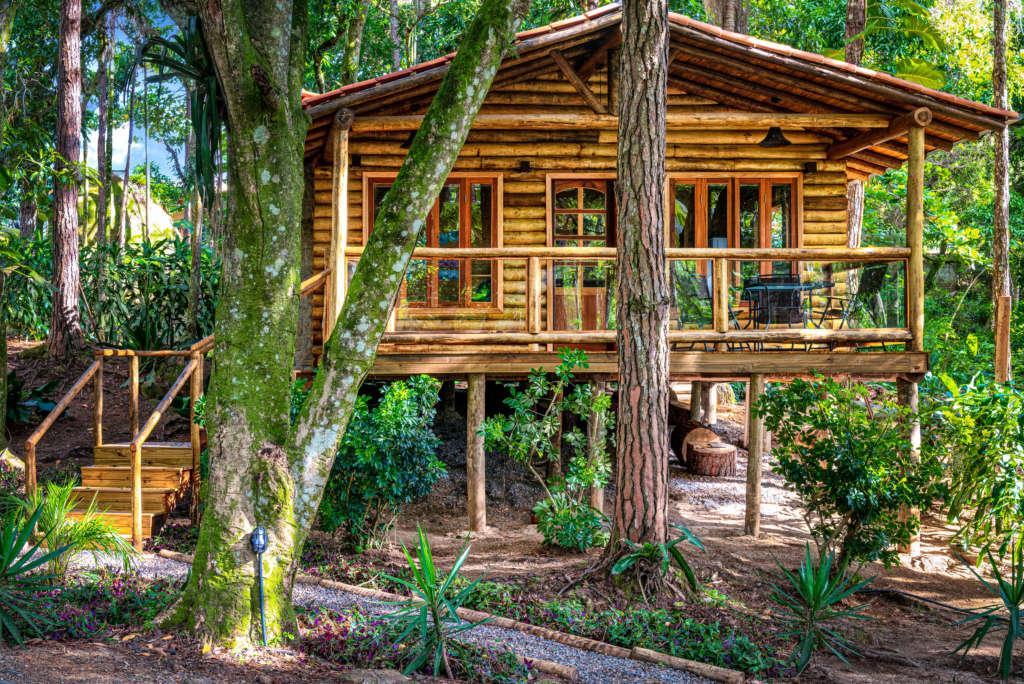 Cabana com Lareira Ilhabela