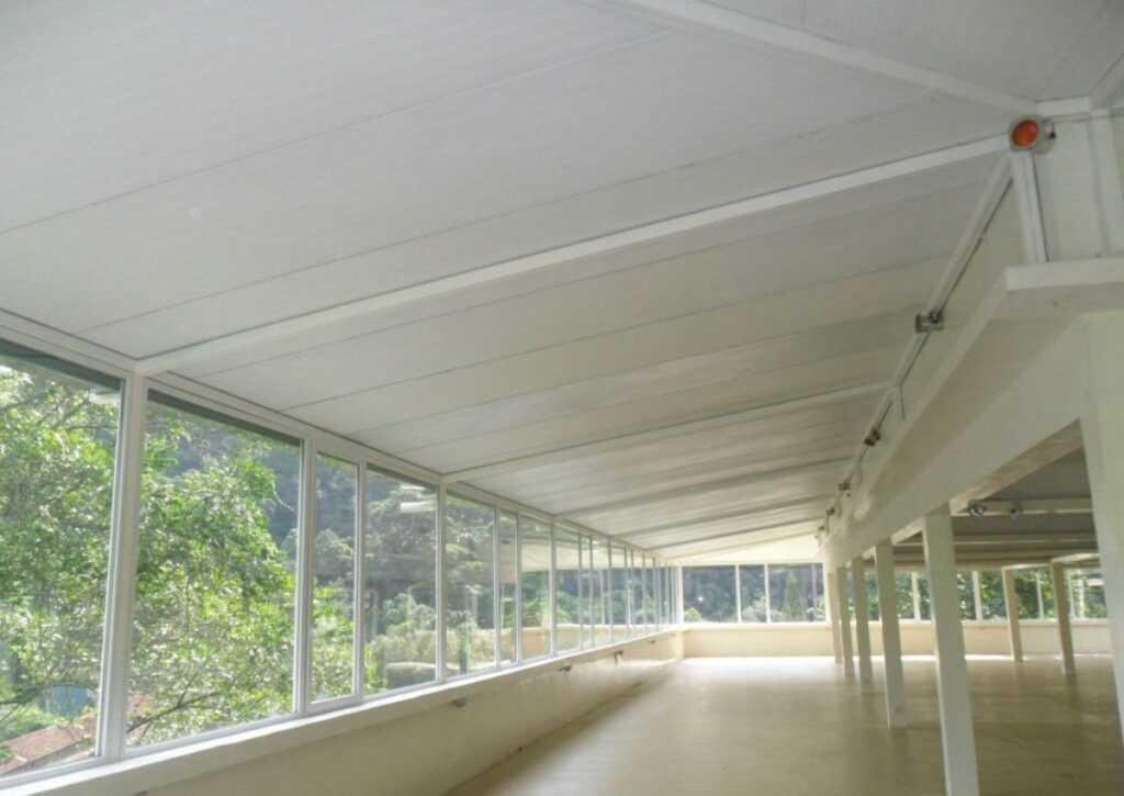 barracão com telha térmica
