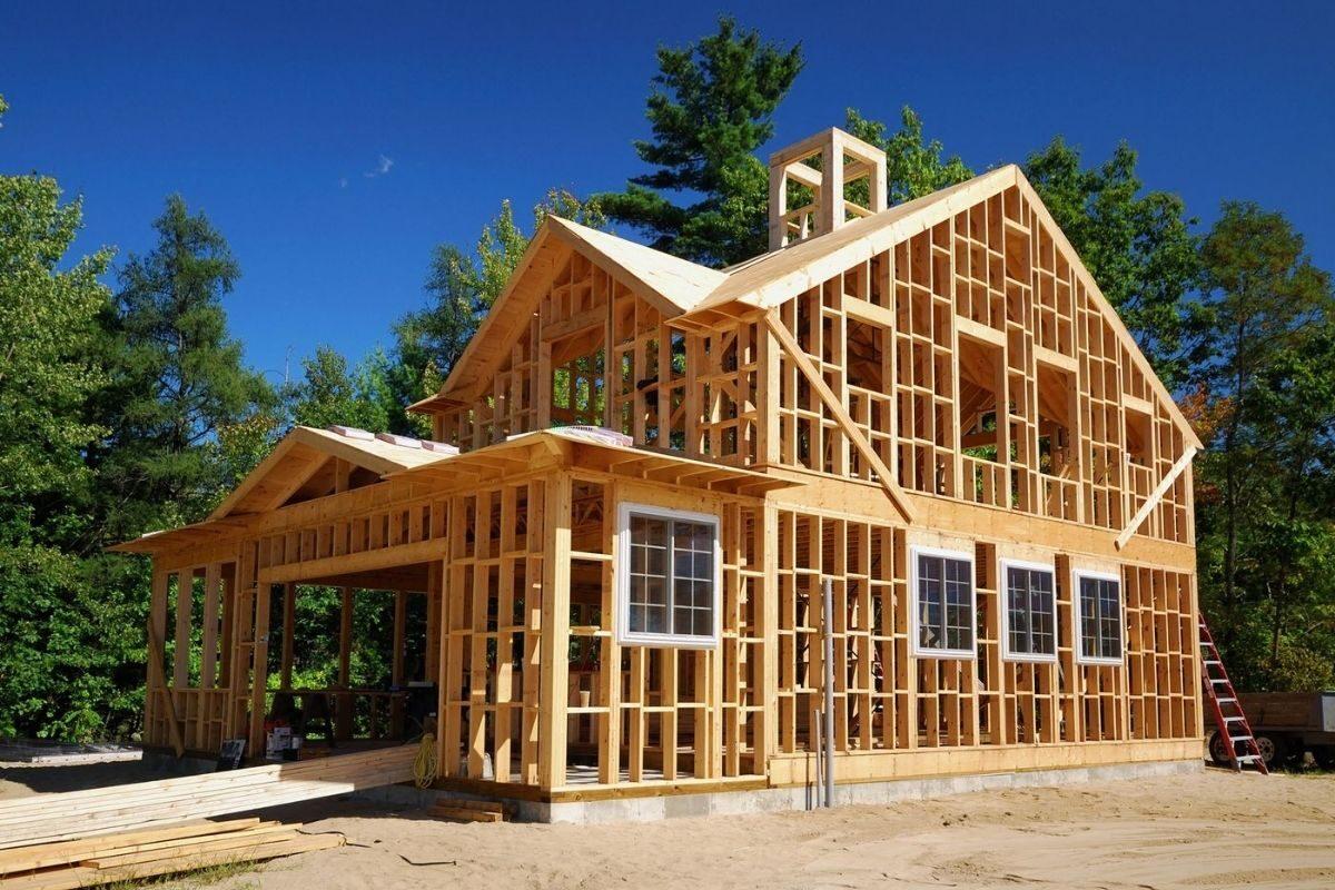 casa de campo como construir