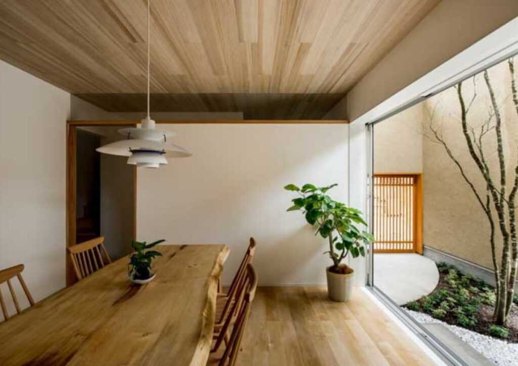 forro de madeira perobinha