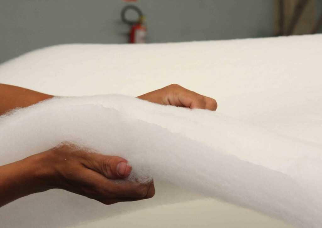 isolamento da casa container com lã de pet