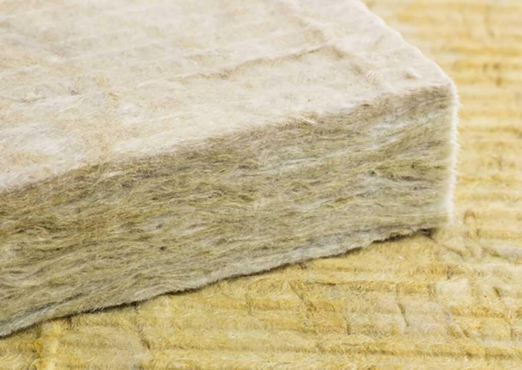 isolamento da casa container com lã de rocha