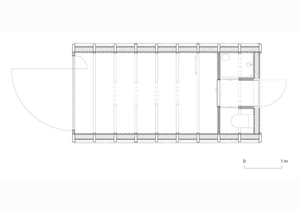 tiny house portátil projeto 1