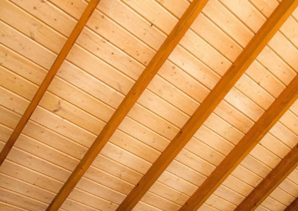tipos de forro de madeira