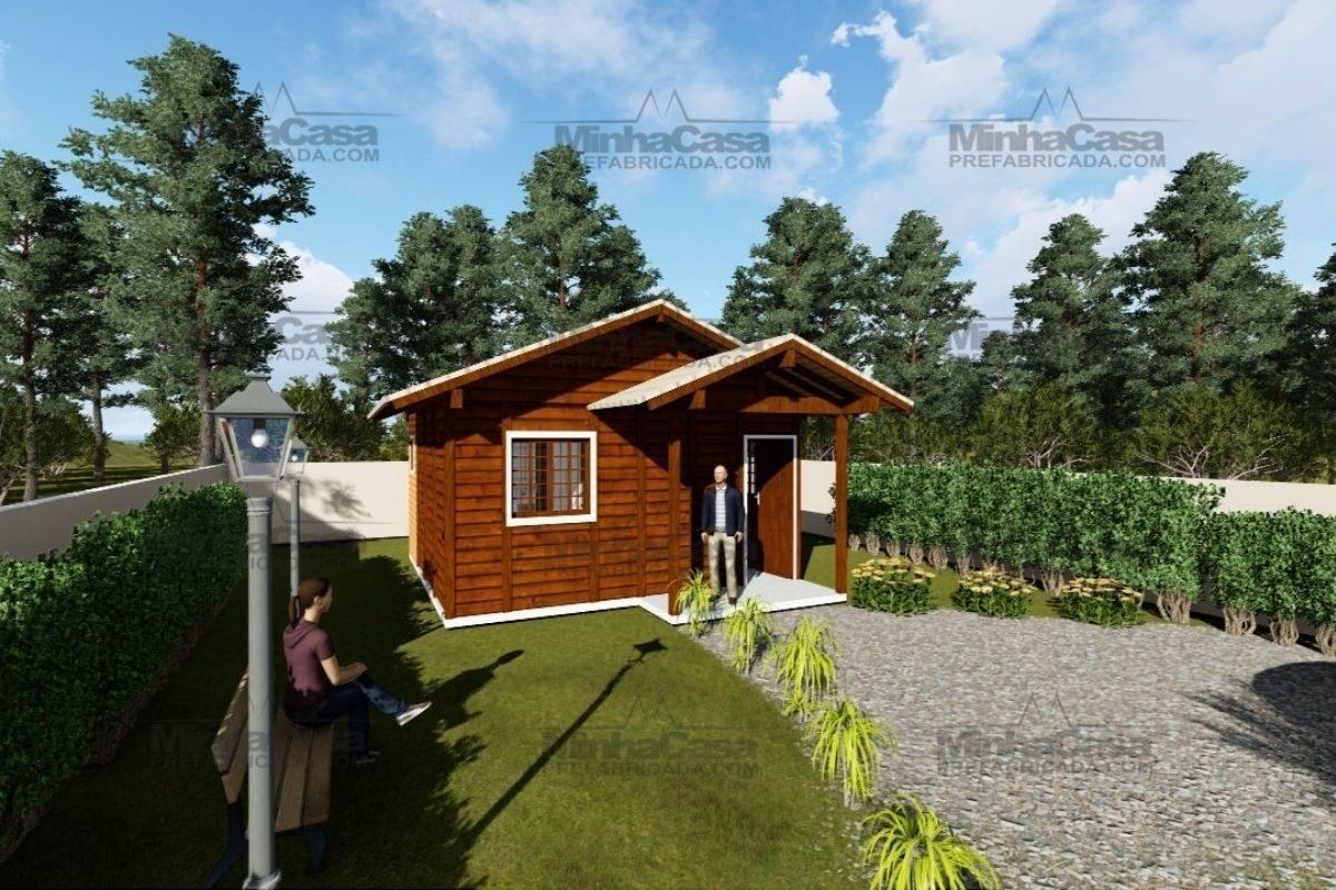 Mini Casa Ilhota