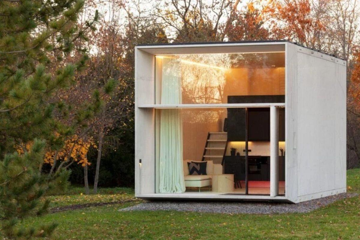 Mini Casa container