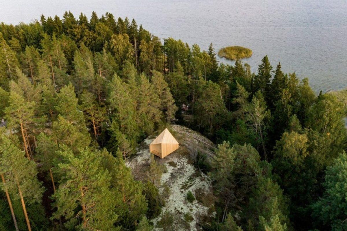 cabana de madeira modular foto 5