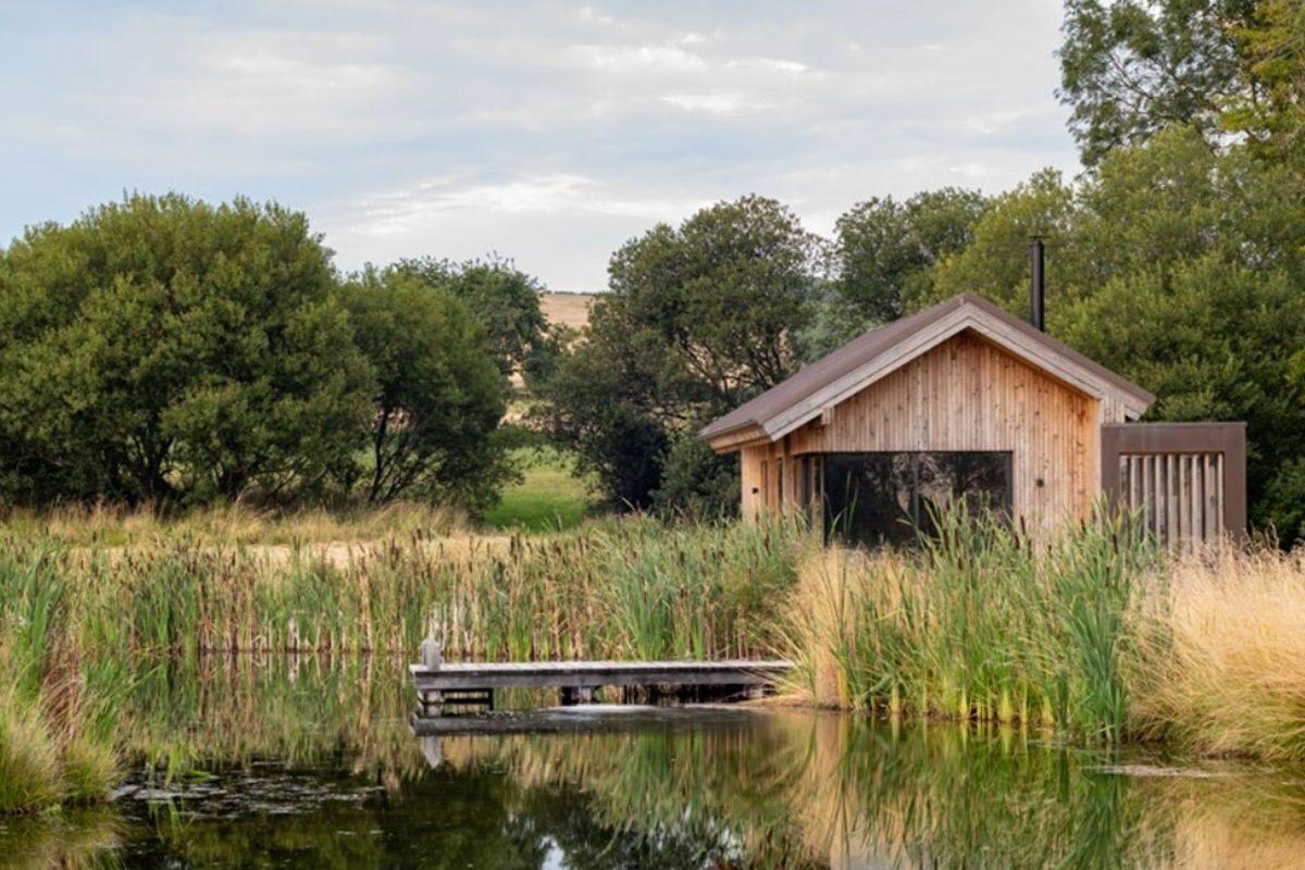 cabana do lago foto 3