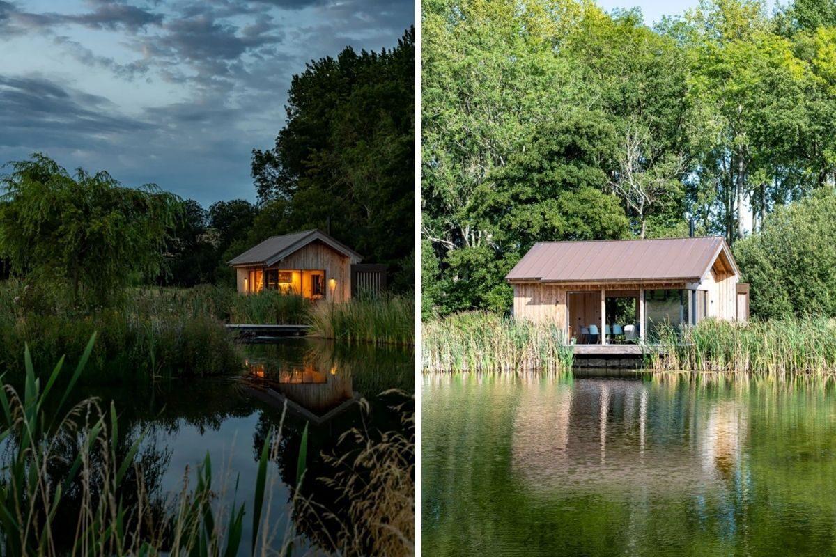 cabana do lago foto 4