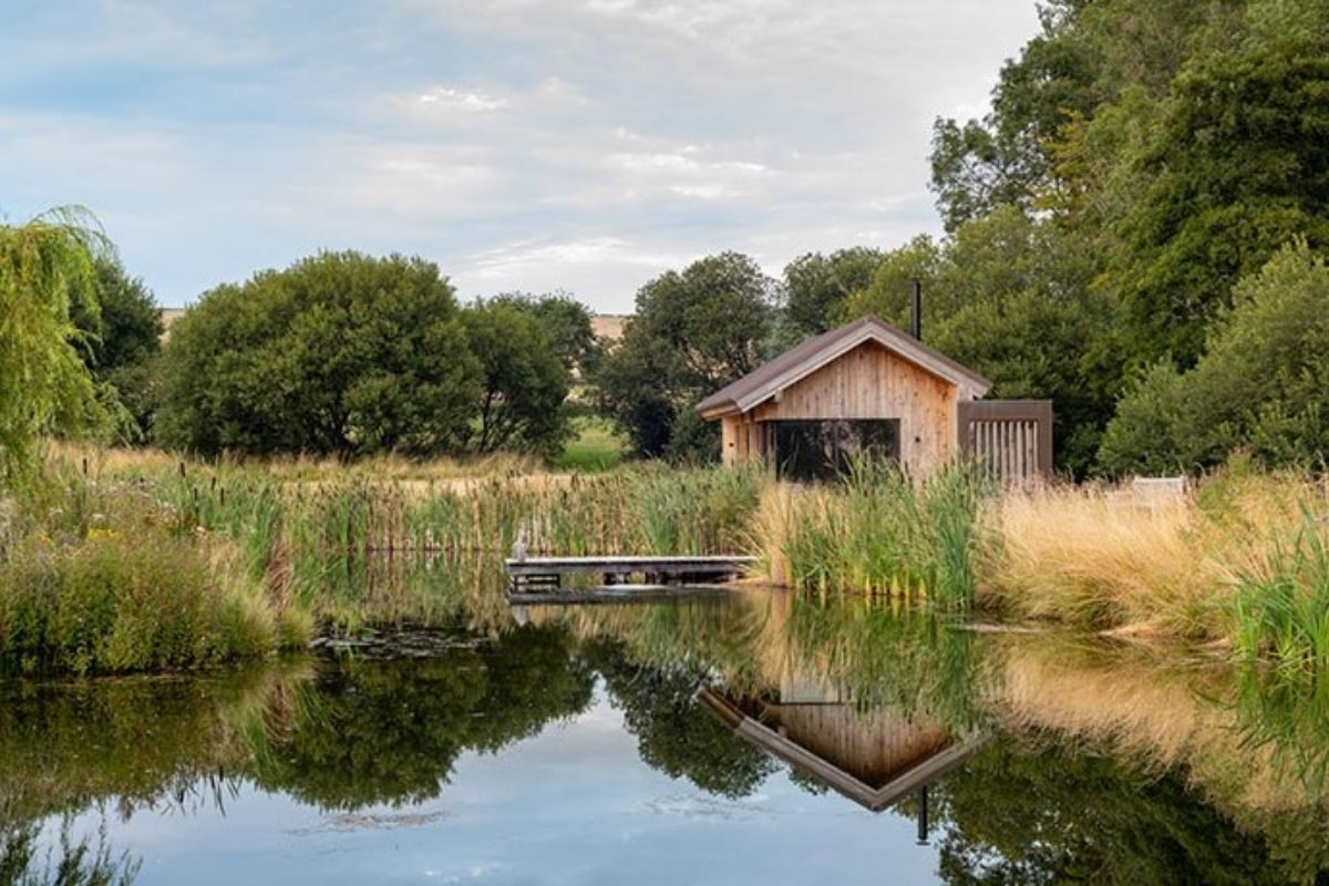 cabana do lago foto 7