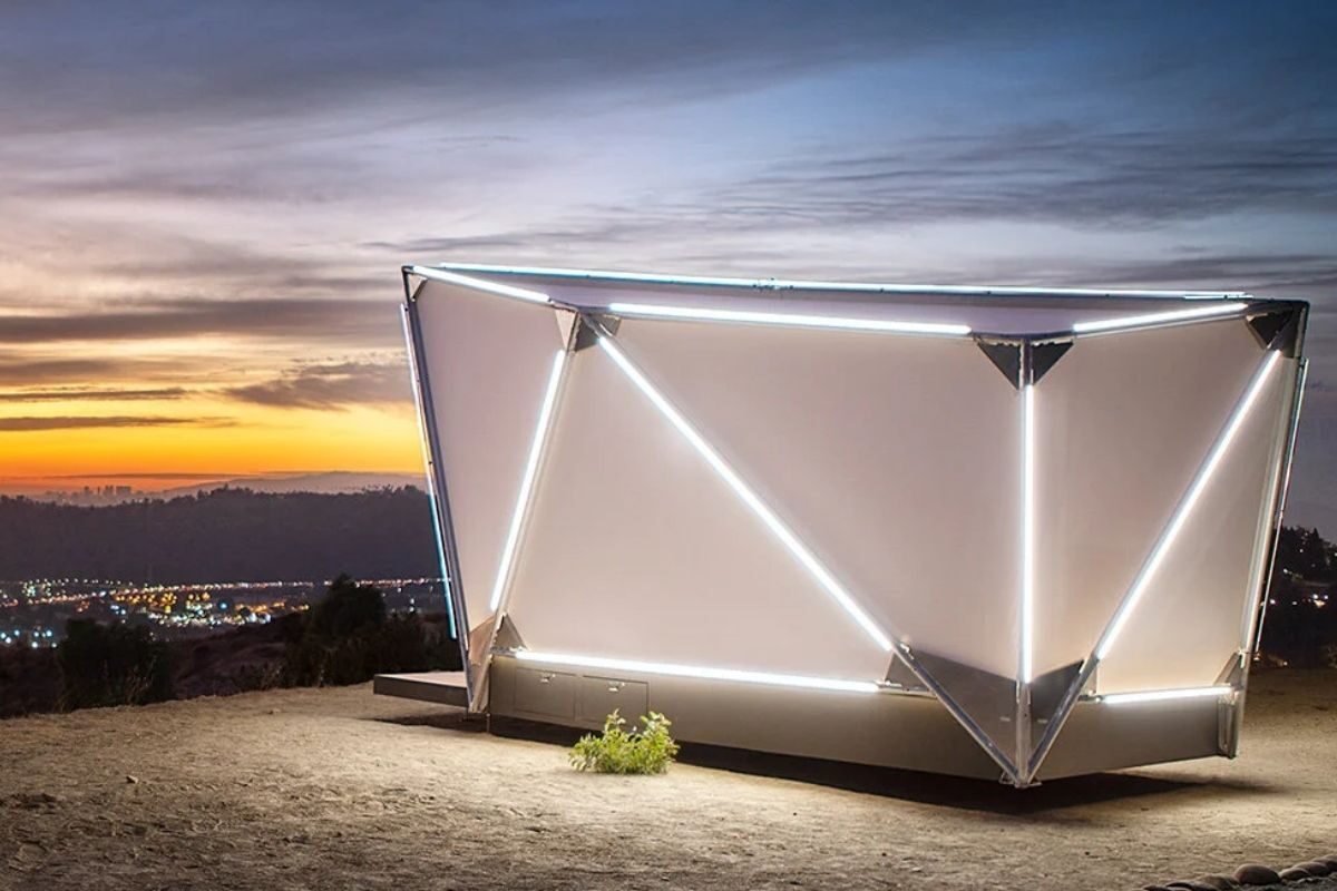 cabana futurista foto 1