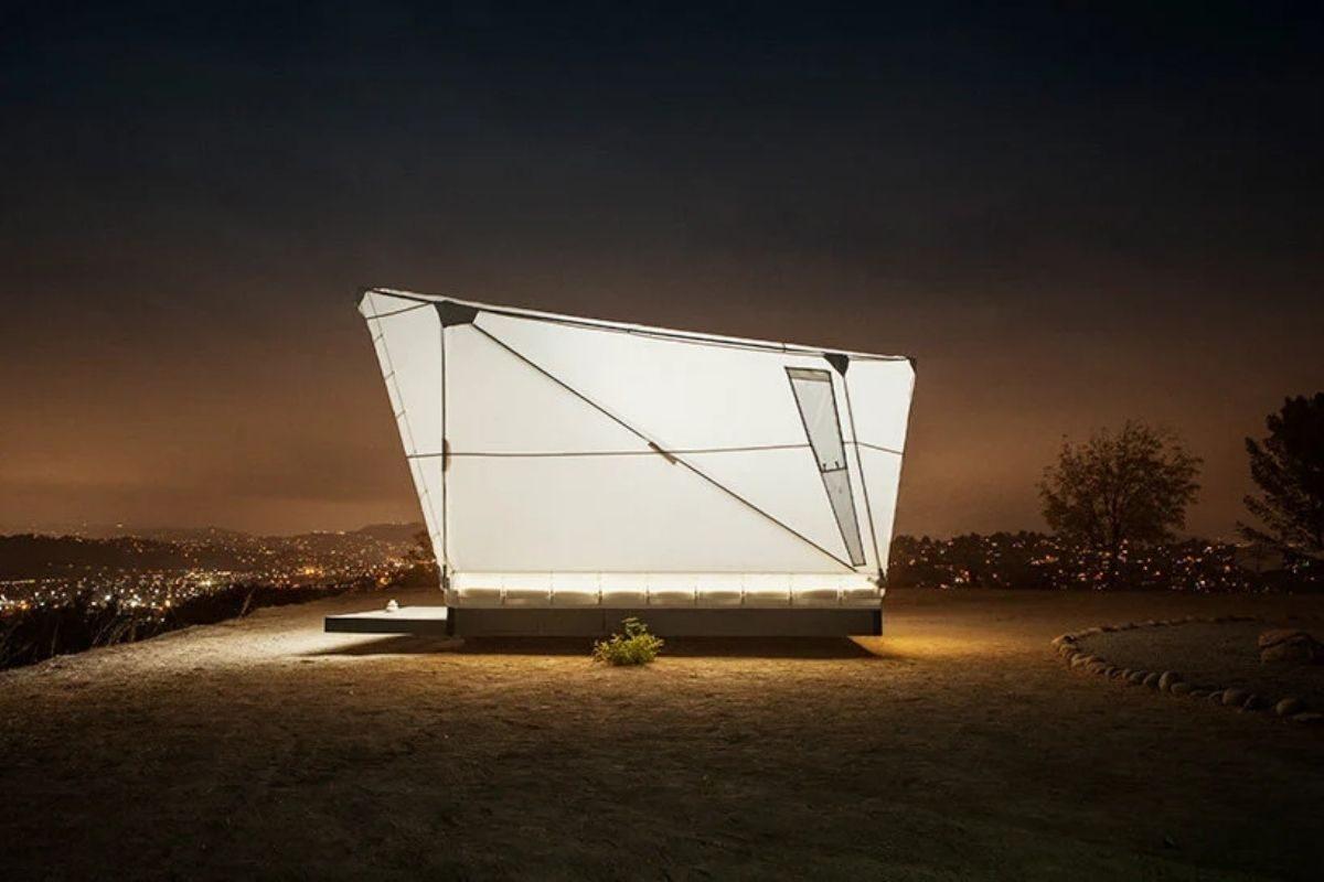 cabana futurista foto 7