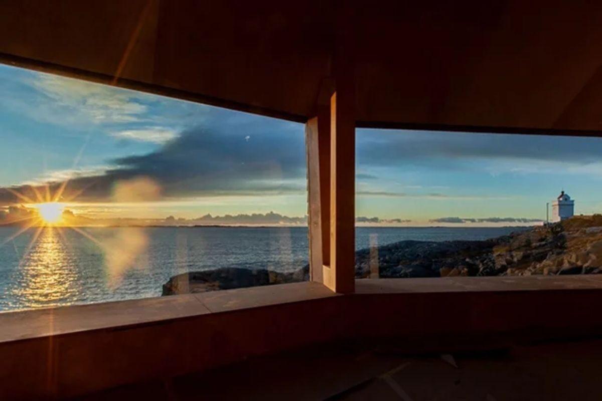 cabanas únicas com vista para o mar foto 10