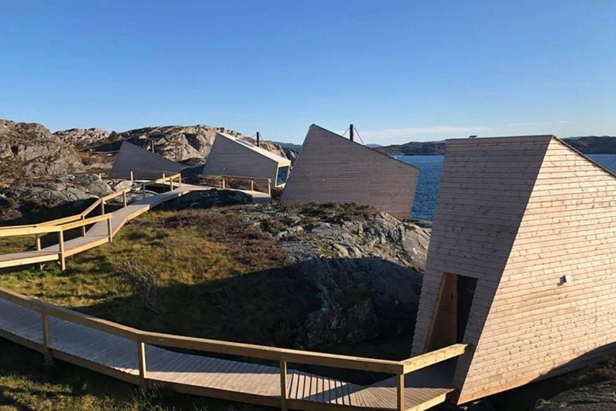 cabanas únicas com vista para o mar foto 6