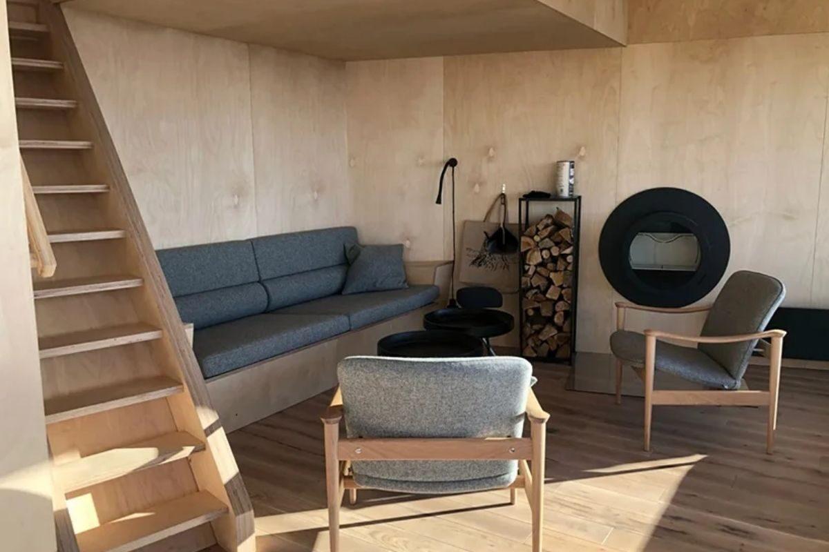 cabanas únicas com vista para o mar foto 8