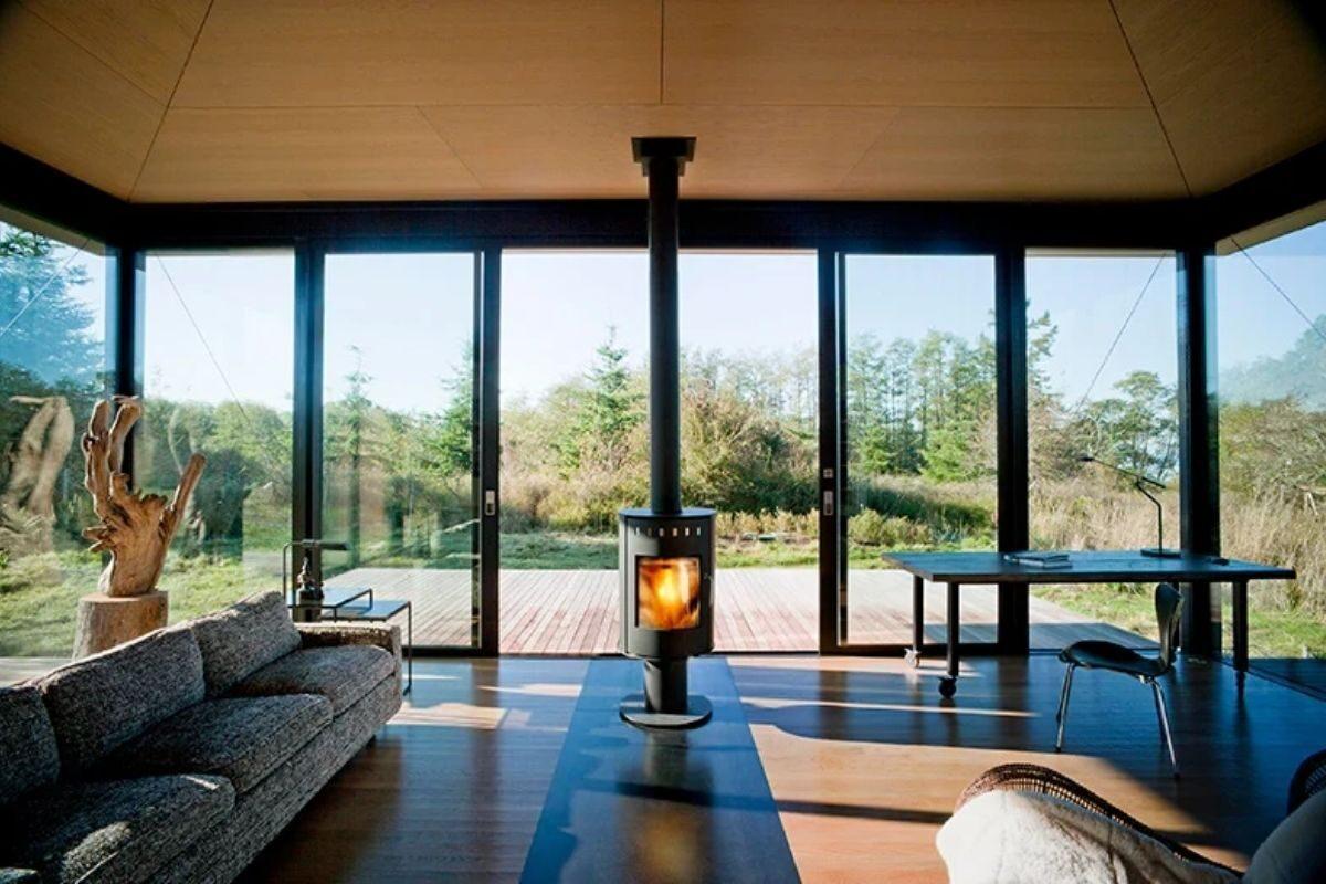 casa de madeira conversíveis foto 5