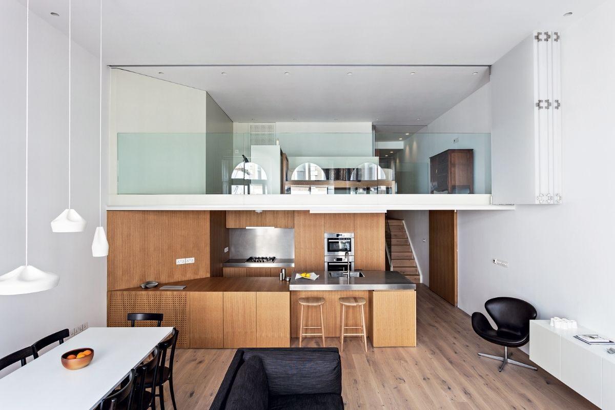 mezanino cozinha